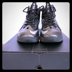 Nike Lebron X Carbon Black Diamond - Size 9 Men's.